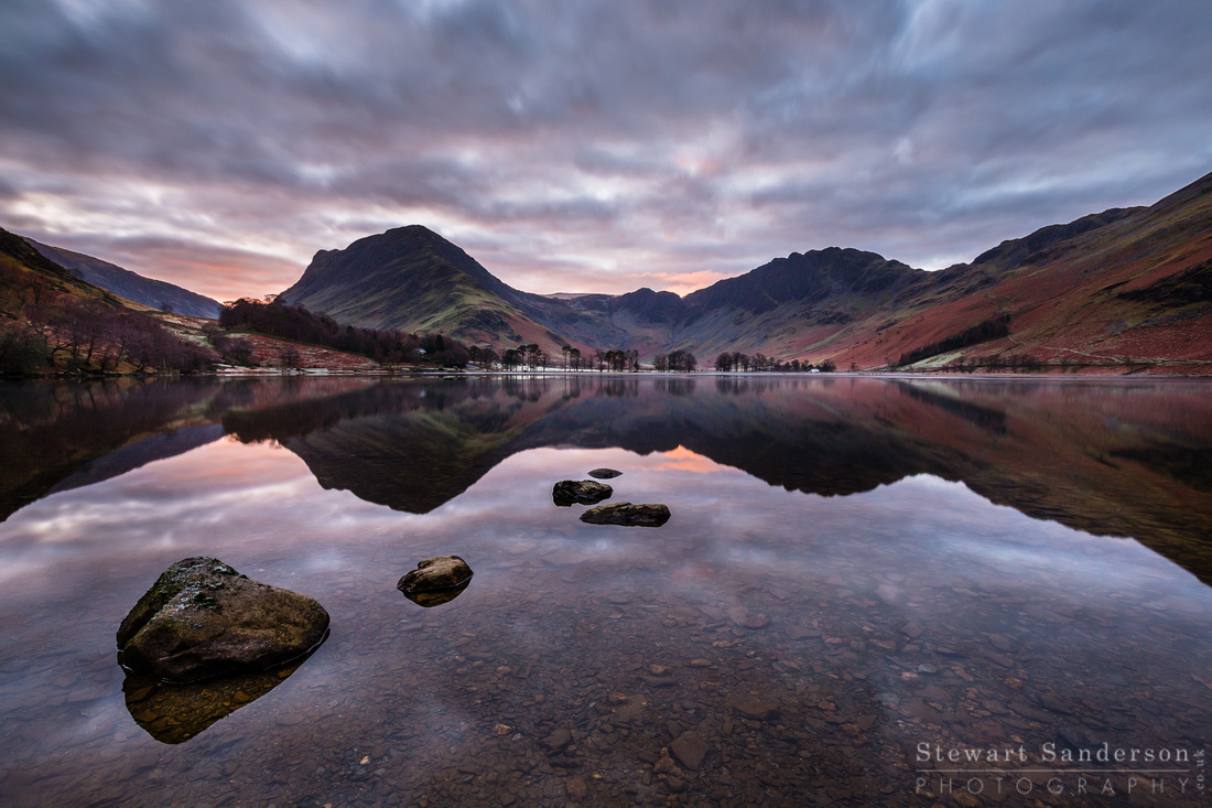 """8 Seconds Of Dawn"" - Buttermere - Lake District"