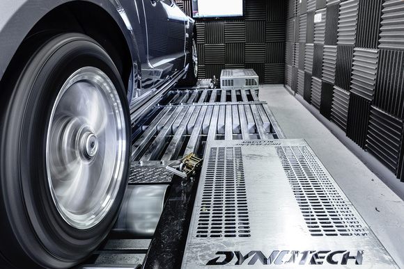 Stewart Sanderson Photography: Dyno Cell Almost Finished &emdash;