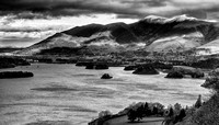 Surprise View Over Derwentwater - Lake District